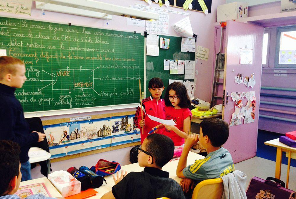 L'USEP et les futur-e-s enseignant-e-s