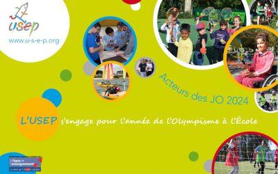 Année de l'Olympisme de l'Ecole à l'Université