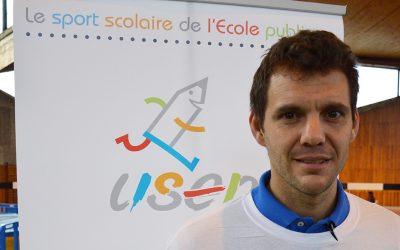 Paul-Henri Mathieu, nouveau parrain de l'Usep