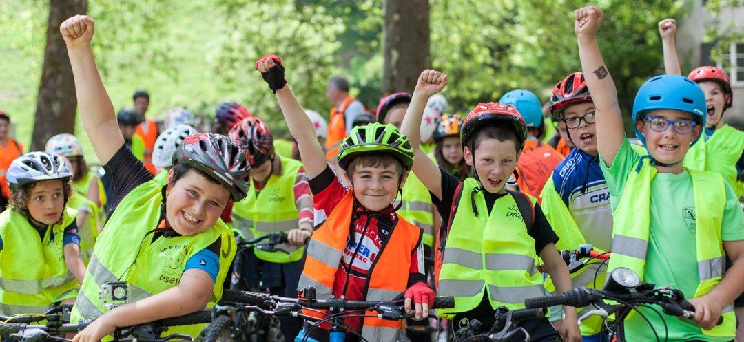 Pour 275 enfants, le P'tit Tour est arrivé à Pompadour