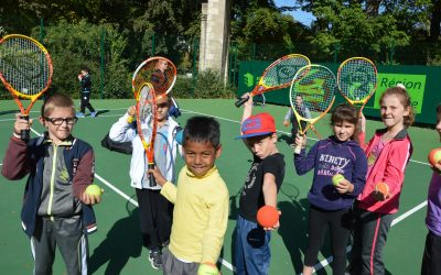 La rencontre Class'Tennis Usep