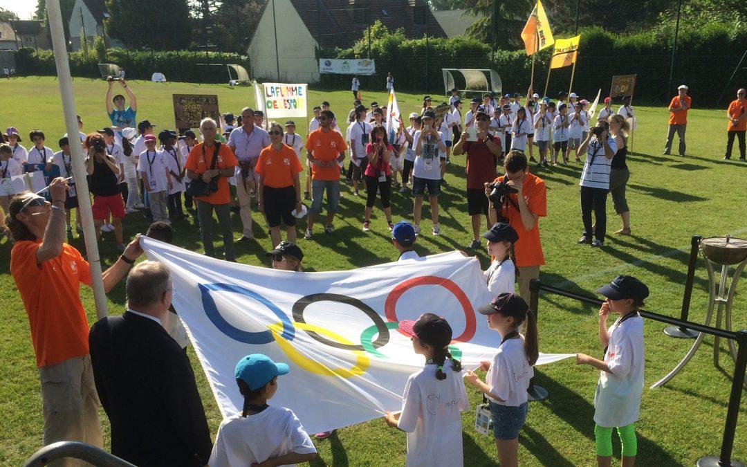 L'Usep et l'olympisme