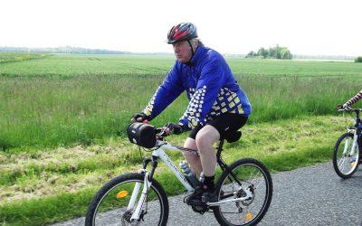Gens de l'Usep : Jean-Louis, le cyclotouriste
