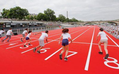 Dans l'Orne, la dynamique olympique est enclenchée