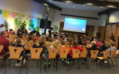 Congrès des enfants : à Nancy, la démocratie s'apprend au Conseil départemental