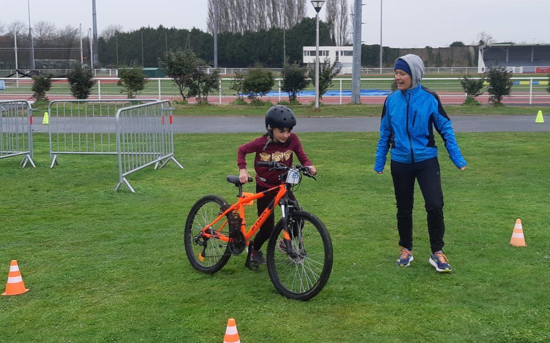 Gens de l'Usep : Sandra, le triathlon pour enchaîner de l'école au club