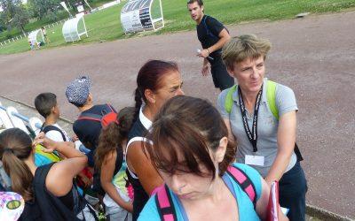 Gens de l'Usep : Sandrine, trait d'union du sport scolaire
