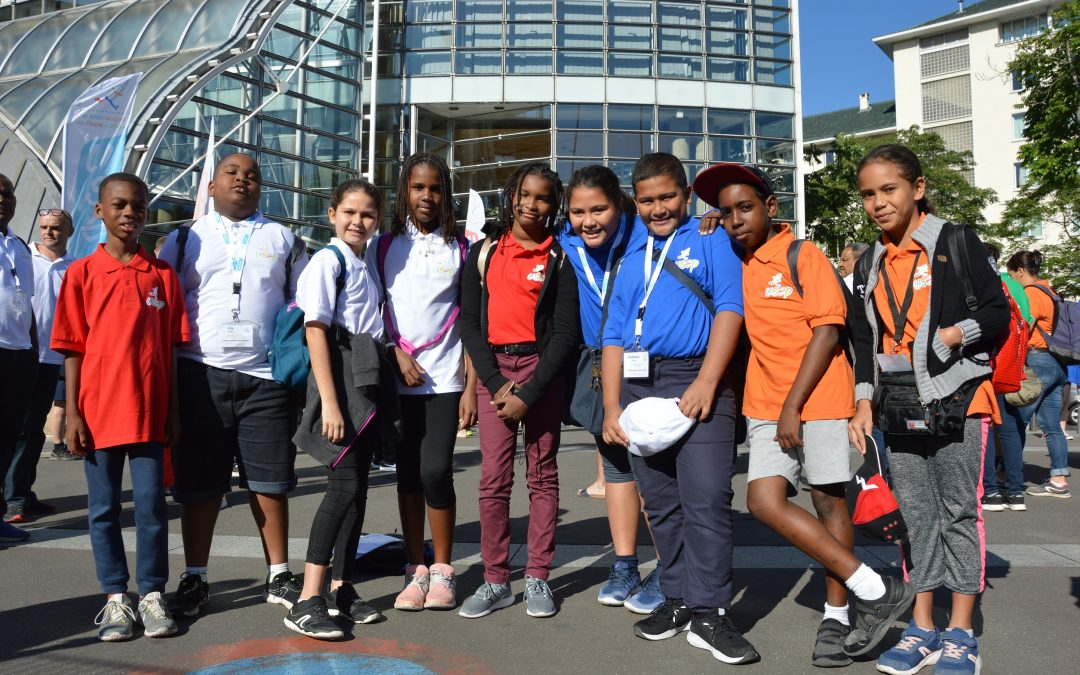 Congrès des enfants : « L'Usep, l'olympisme et nous »