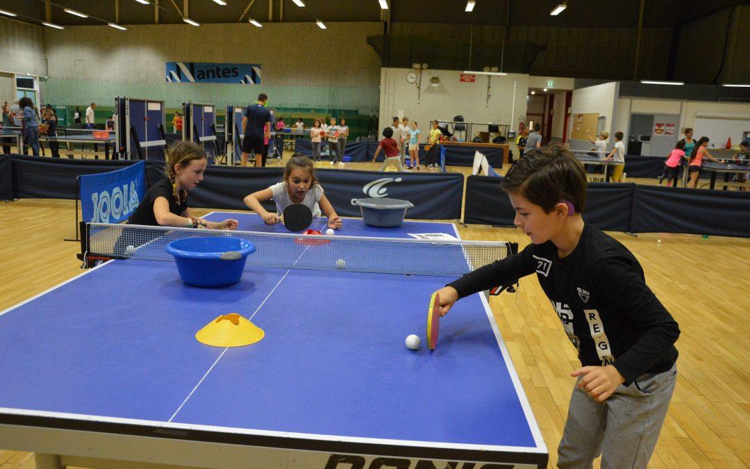 Le ping-pong n'attend pas le nombre des années