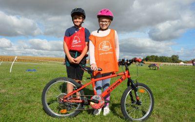 Gens de l'Usep : Laureen et Julien, 10 ans et déjà vétérans du sport scolaire