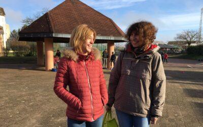 Gens de l'Usep : Dominique et Émilie, maternelle-élémentaire, la liaison heureuse