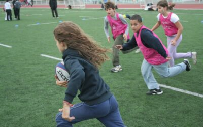 Danse ou rugby, le dilemme d'Angèle