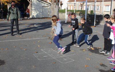 À quoi correspond le message de 30 minutes d'activité physique quotidienne à l'école ?