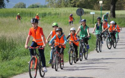 Semaine du vélo (2) : en Isère, le Vélo citoyen relie les écoles