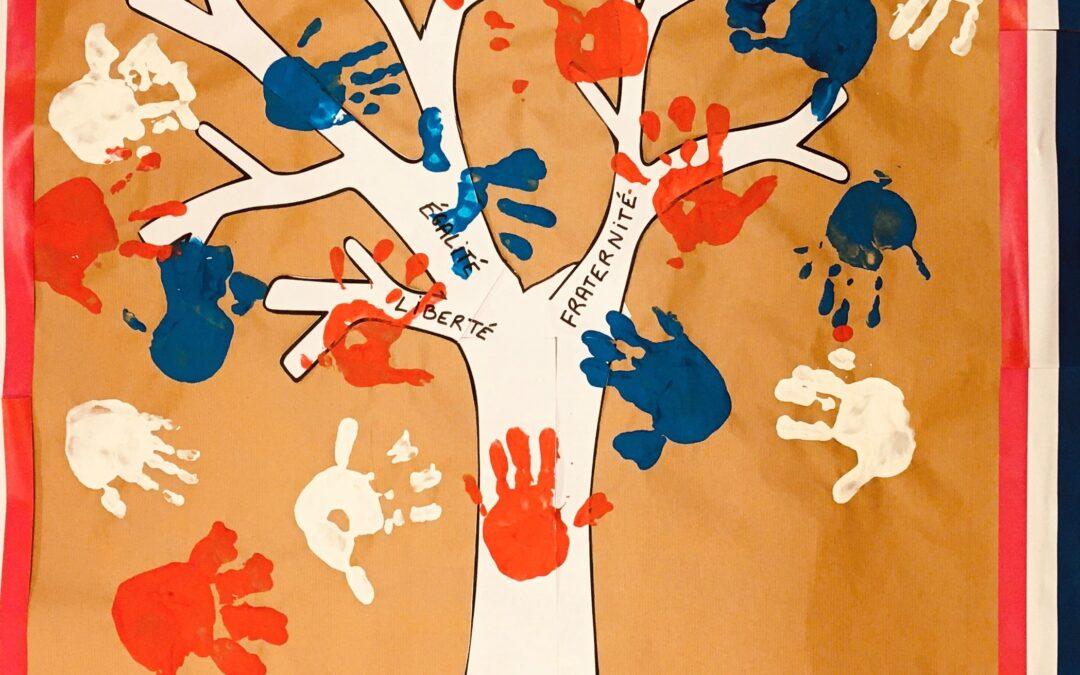 L'arbre national de la laïcité 2020