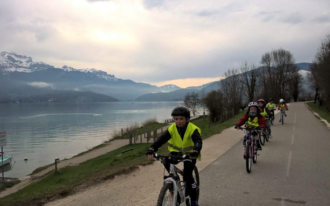 Écoles Génération 2024 : à Annecy, un projet entre lac et montagne