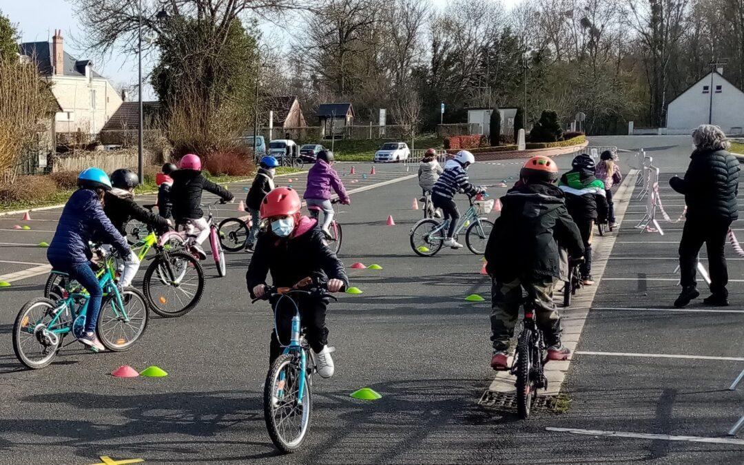 Savoir Rouler à Vélo (2) : « apprentissages massés » en Loir-et-Cher
