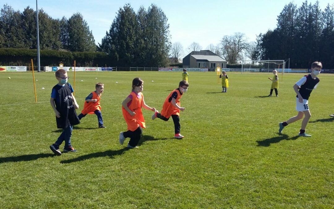 Écoles Génération 2024 : à la Ferté-Macé, les partenaires de club sont les bienvenus