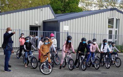 Savoir Rouler à Vélo (4) : la Cité éducative d'Amiens dans un cycle vertueux