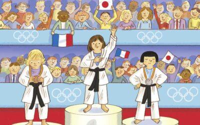 Se documenter sur les Jeux olympiques dès le plus jeune âge