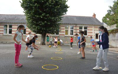 30 minutes d'activité physique quotidienne : la Loire-Atlantique expérimente avec l'Usep